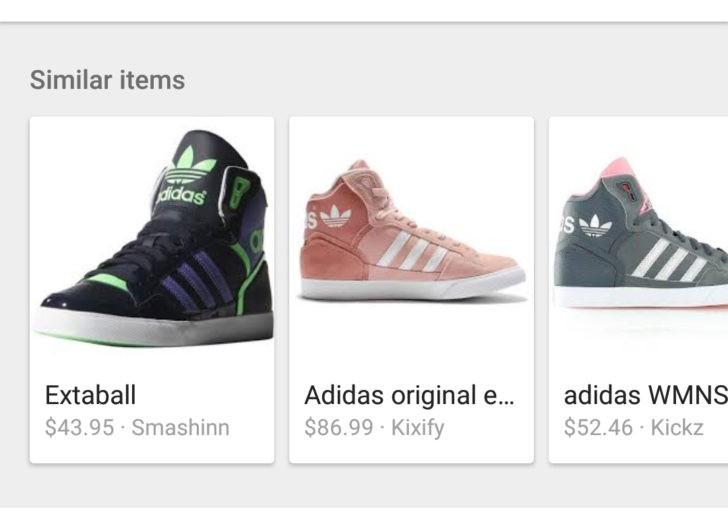 google-similar-features