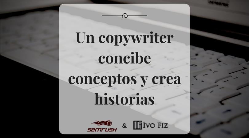 copywriter funciones