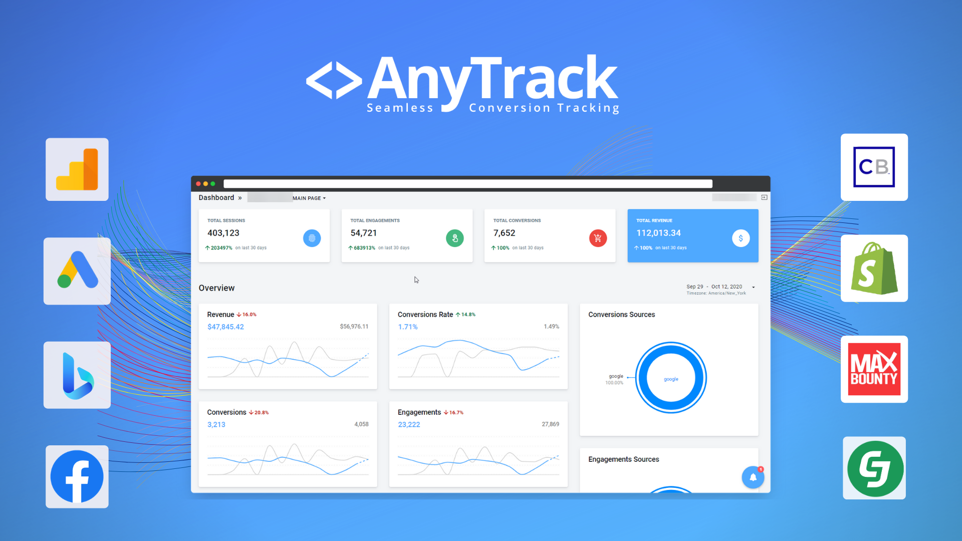 AnyTrack - PPC tools