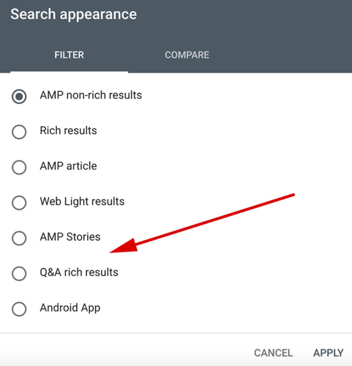 google-search-console-AMP