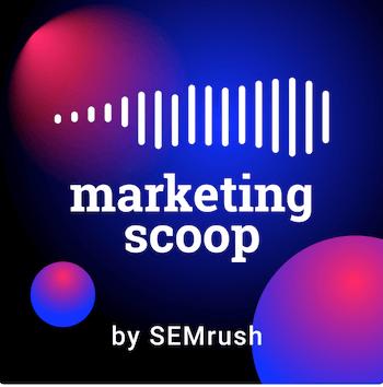interessanti informazioni sul marketing nel podcast di semrush