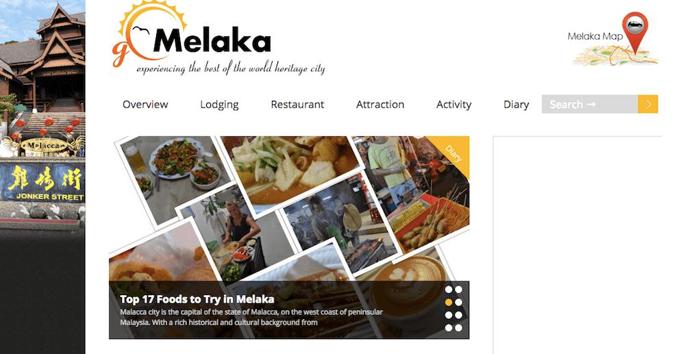 Melaka sfrutta il white label di Wego