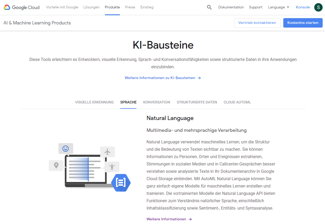 Das NLP-API-Tool von Google: Die nächste Stufe der Content-Optimierung. Bild 0
