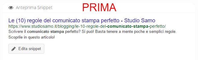 title prima