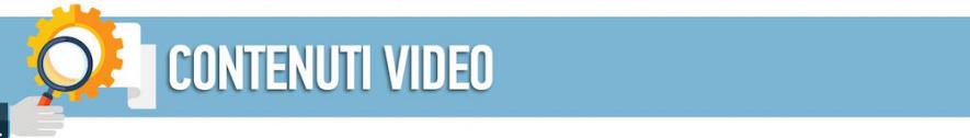 Nel template di controlli seo on page c'è una voce che riguarda i video