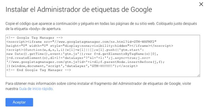 Porcenajte de rebote Administrador de tareas Google
