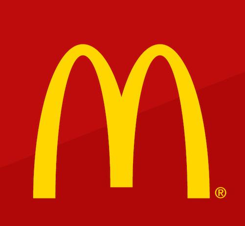 mcdonalds: esempio di logo