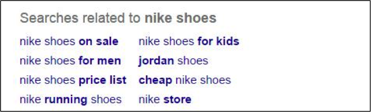 Nike shoes search