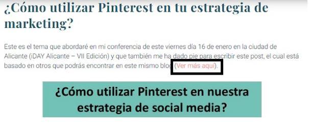 Contenido sindicado - Pinterest