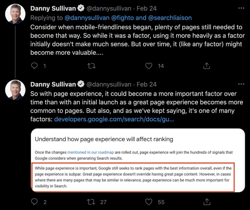 danny sullivan on twitter