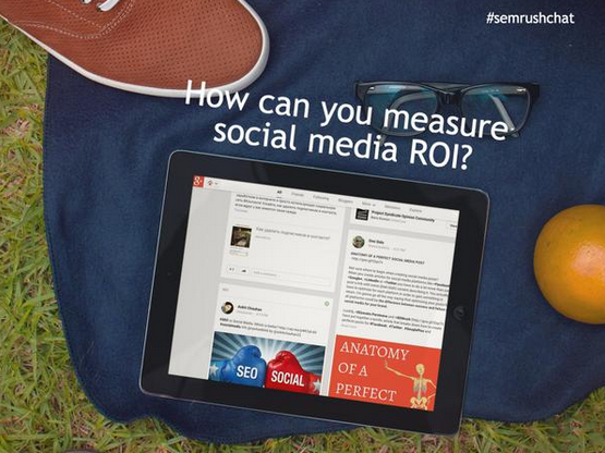 How can you measure social media ROI?