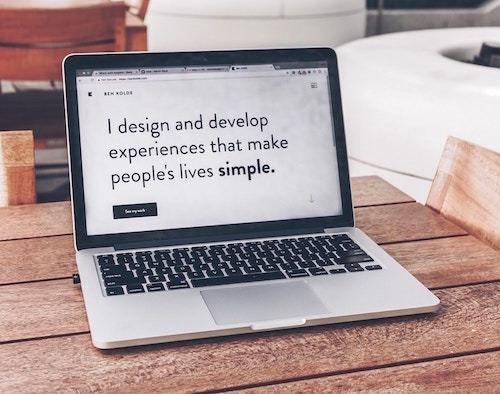 Un sito ben disegnato e sviluppato favorisce una buona esperienza utente