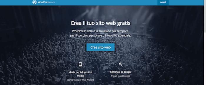 Wordpress: una delle piattaforme migliori per creare gratis il tuo sito o blog