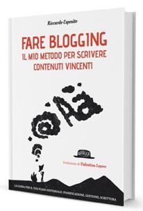Fare blogging, libro di Riccardo Esposito