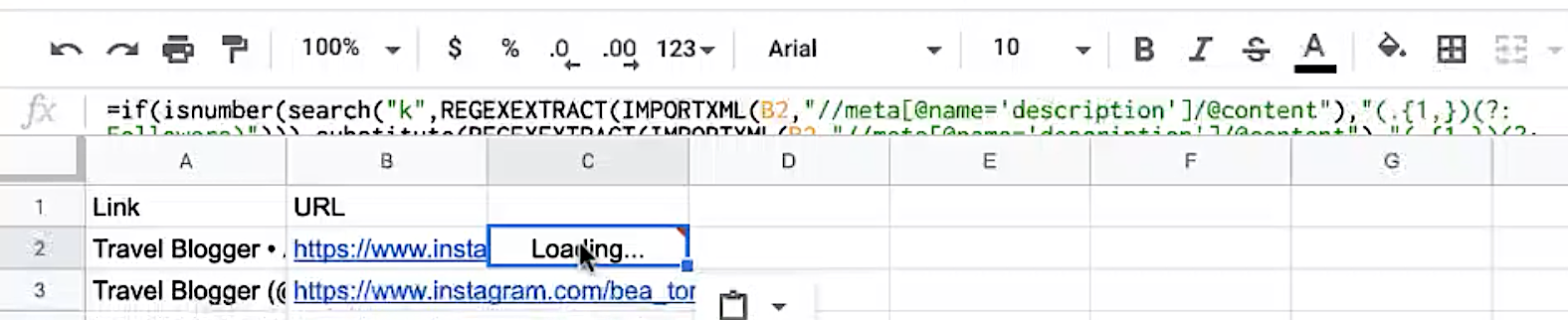How to add function to google sheets.