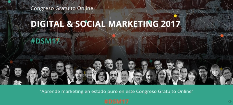 11 Eventos de marketing digital y social media imprescindibles en 2017. Imagen 5