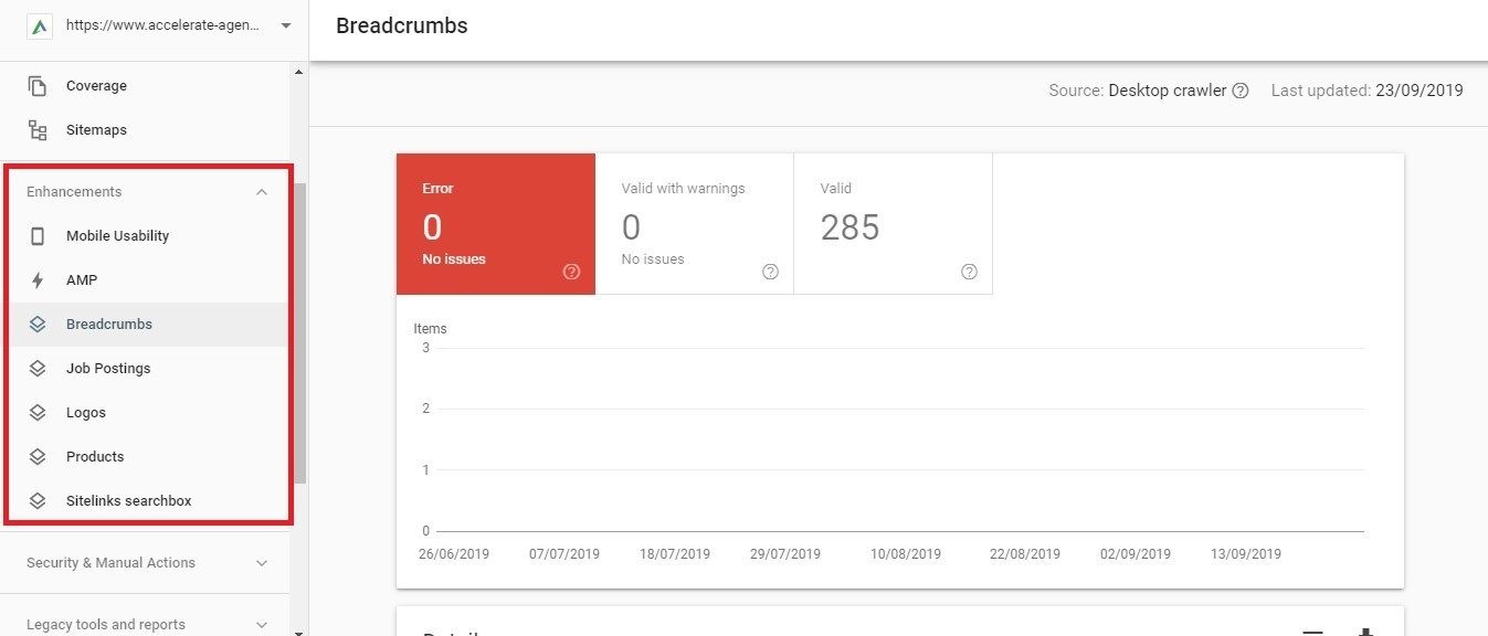 The Definitive Guide to Google Search Console. Image 8