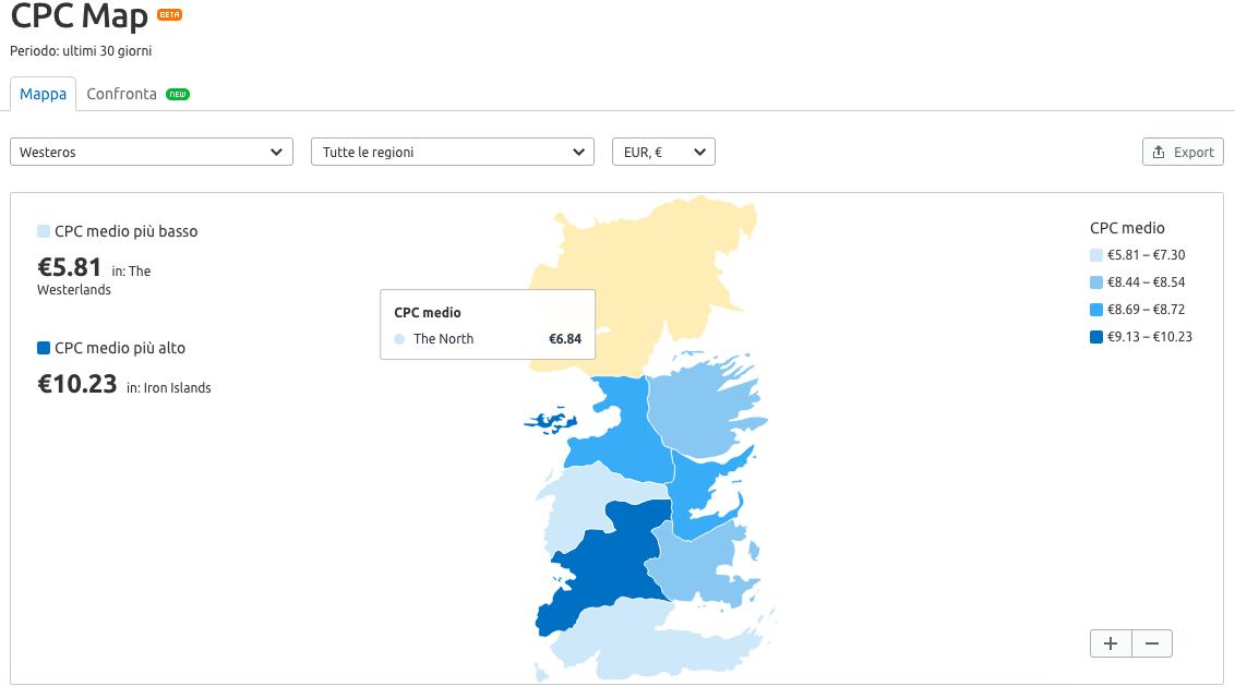 Il Continente Occidentale è il nuovo Stato di CPC Map