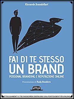 10 libri per imparare il web marketing: Personal branding con Scandellari