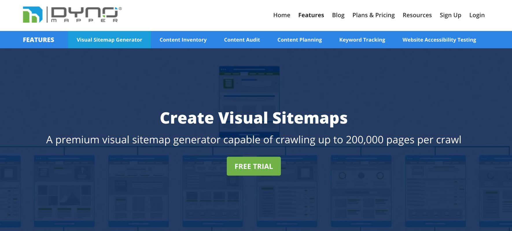 Best Sitemap Generator Tools Dynomapper