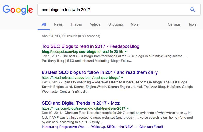 best of blog list
