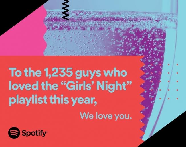 Marketing sensorial - Campaña de Spotify