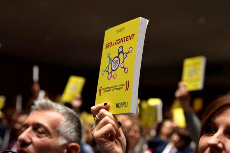 SEO&Content libro hoepli
