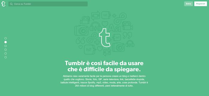 Tecniche SEO: Come utilizzare Tumblr nella tua strategia