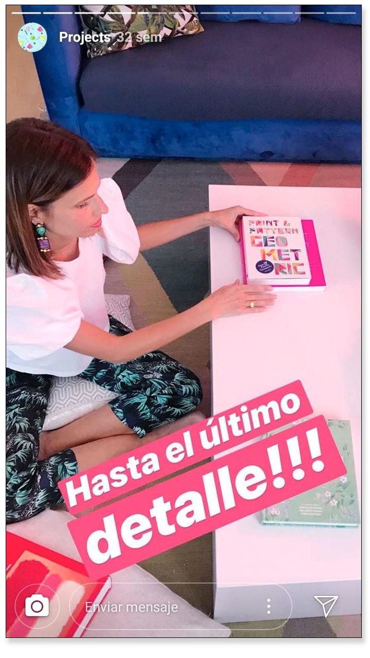 Instagram stories - Proyectos
