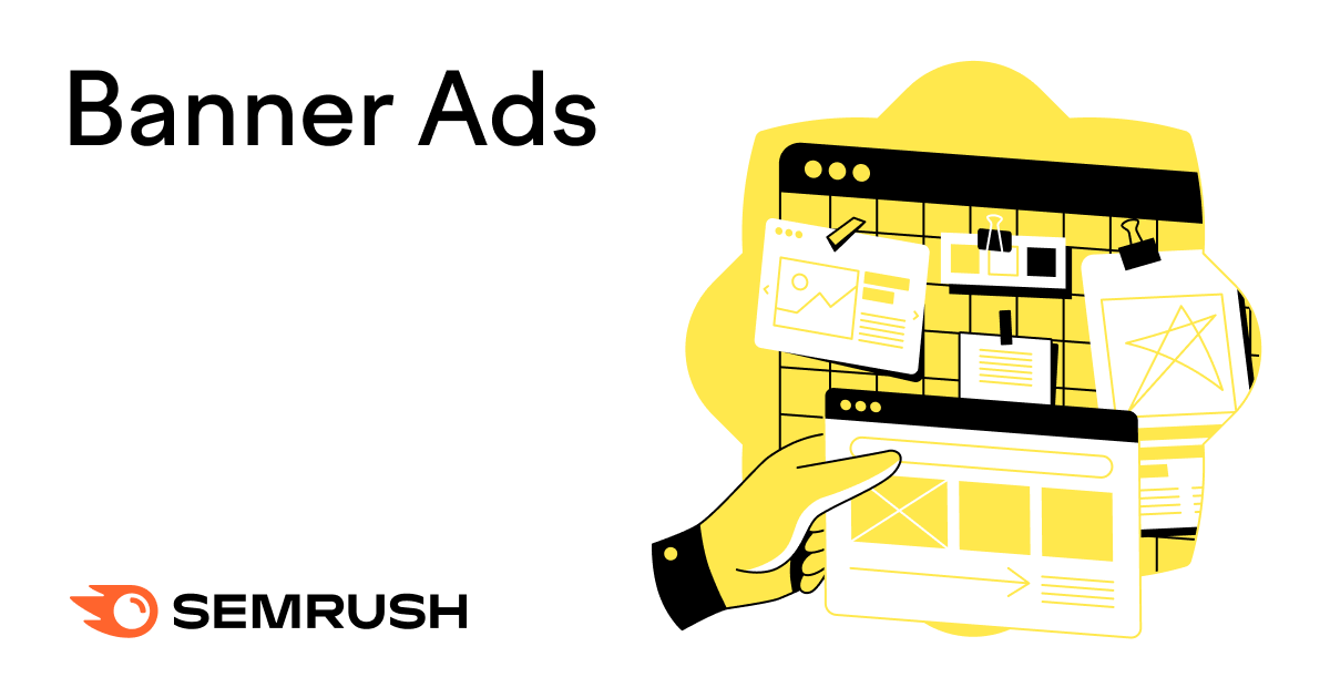 15 Banner Ad Examples to Get You Inspired