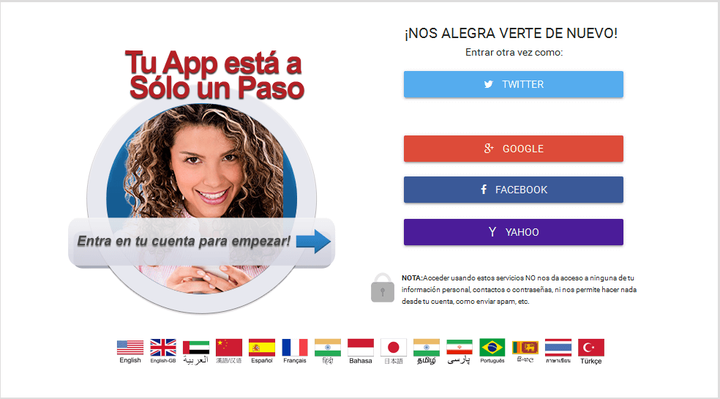 Â¡4 Plataformas gratuitas para convertir tu Blog en App!. Imagen 8
