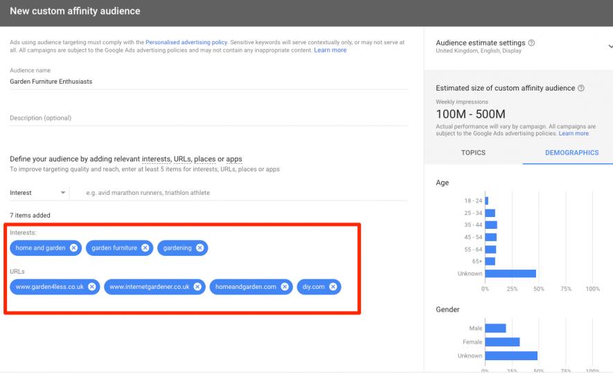 Comment améliorer vos performances Google Display Network. Image 5
