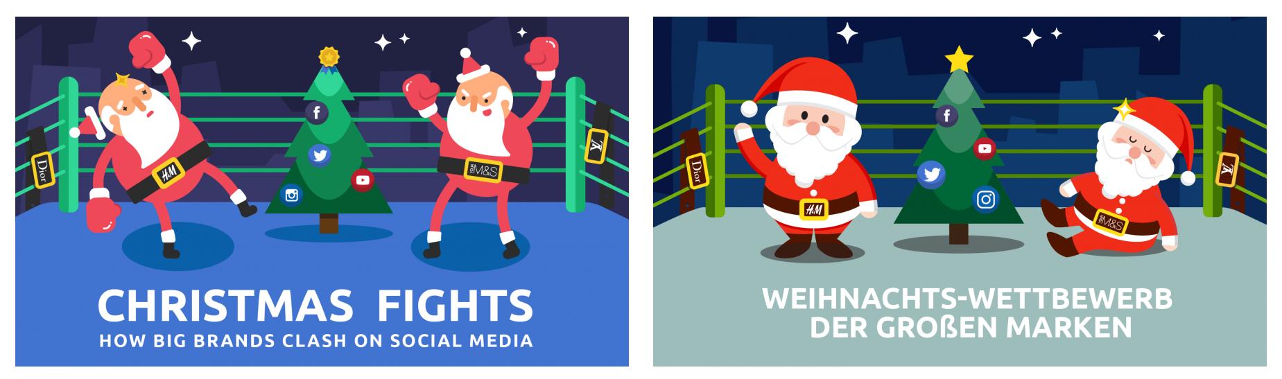 Campañas de éxito en Redes Sociales - Imágenes según audiencias