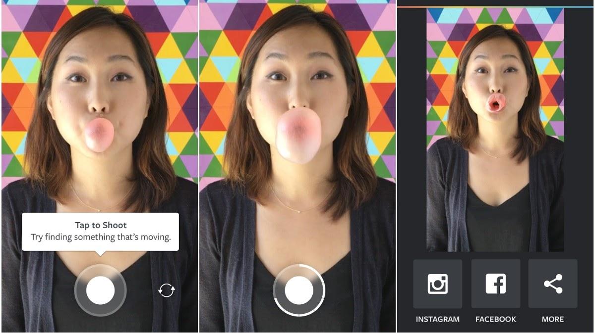 réseaux sociaux tendance 2020 boomerang instagram