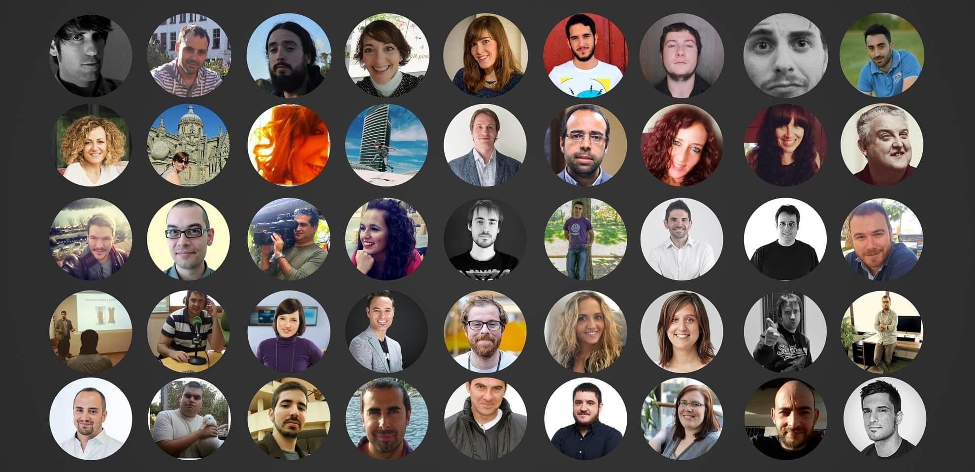 La familia del blog de SEMrush