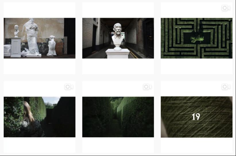Instagram für Business effektiv nutzen mit Storytelling und Influencer Marketing. Bild 1