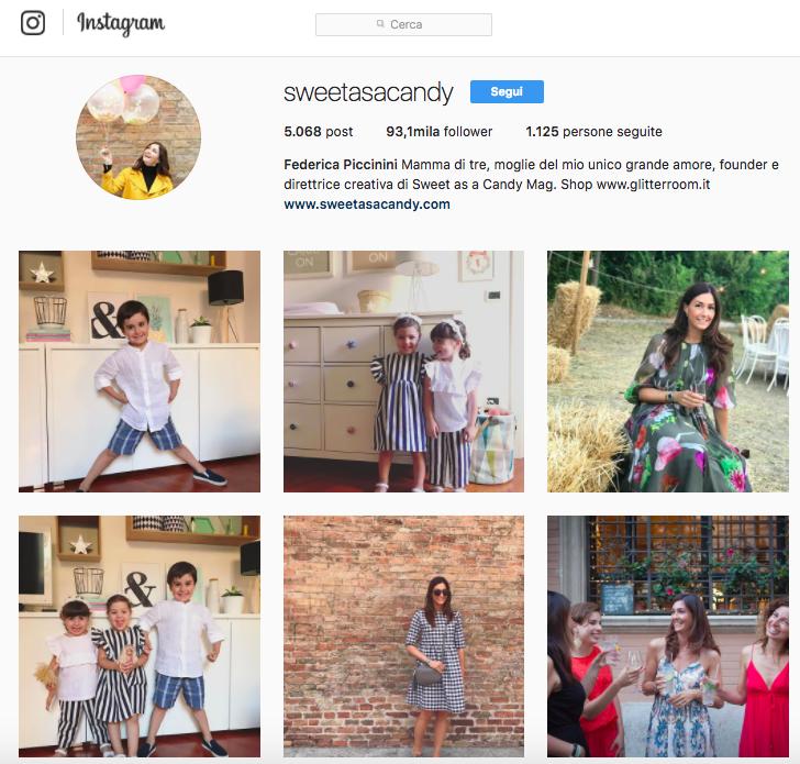 Account interessanti da seguire su Instagram: Federica Piccinini