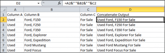 concatenation-ABC