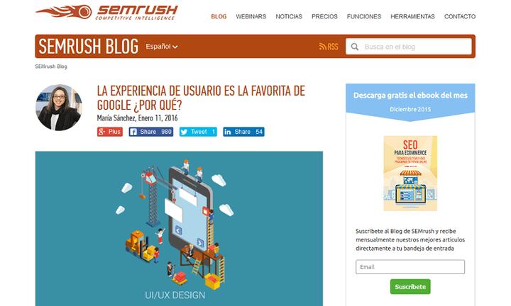 Cómo montar un Blog corporativo