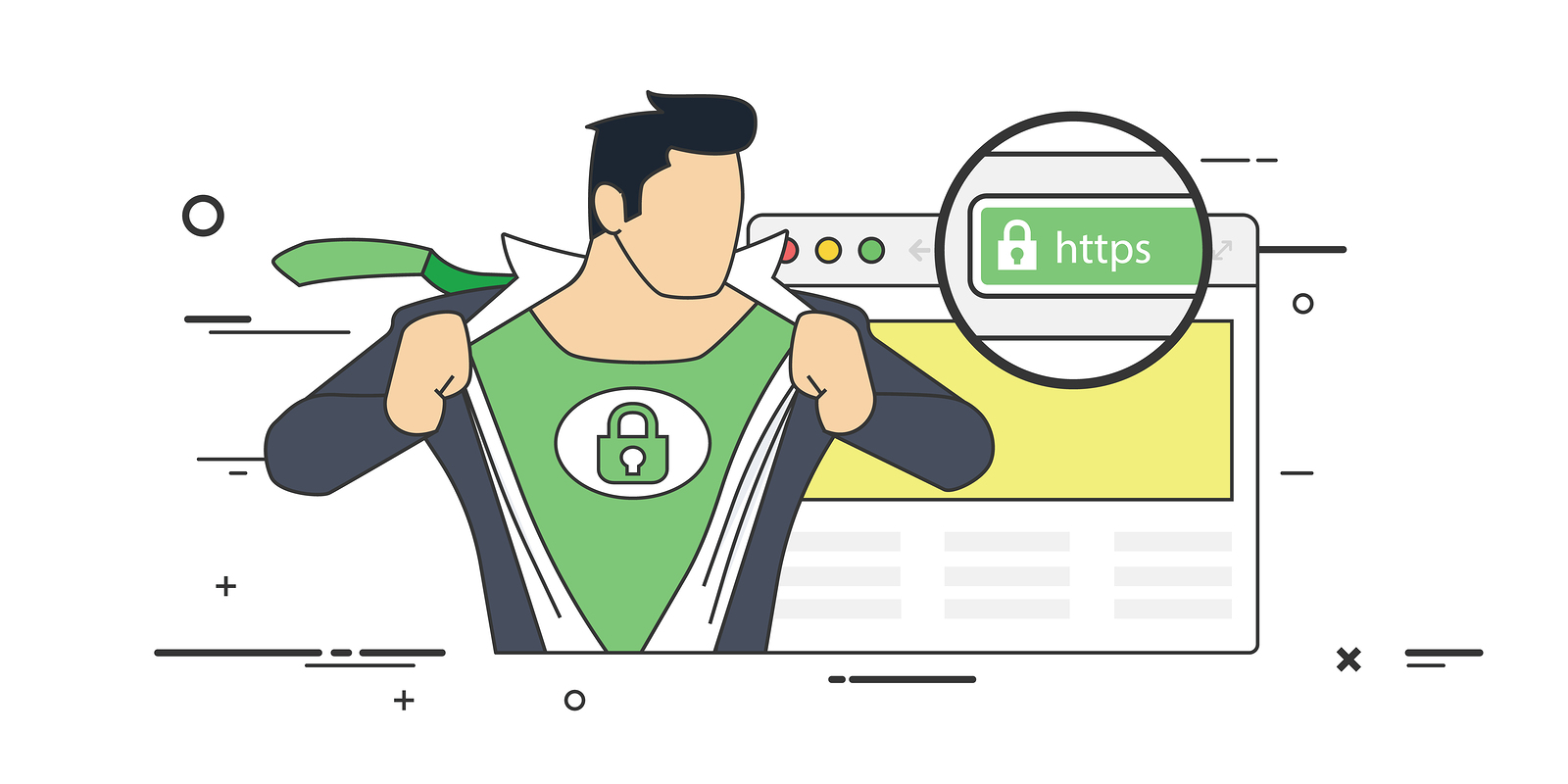 Google HTTPS Rankings Factor - SSL Certificate