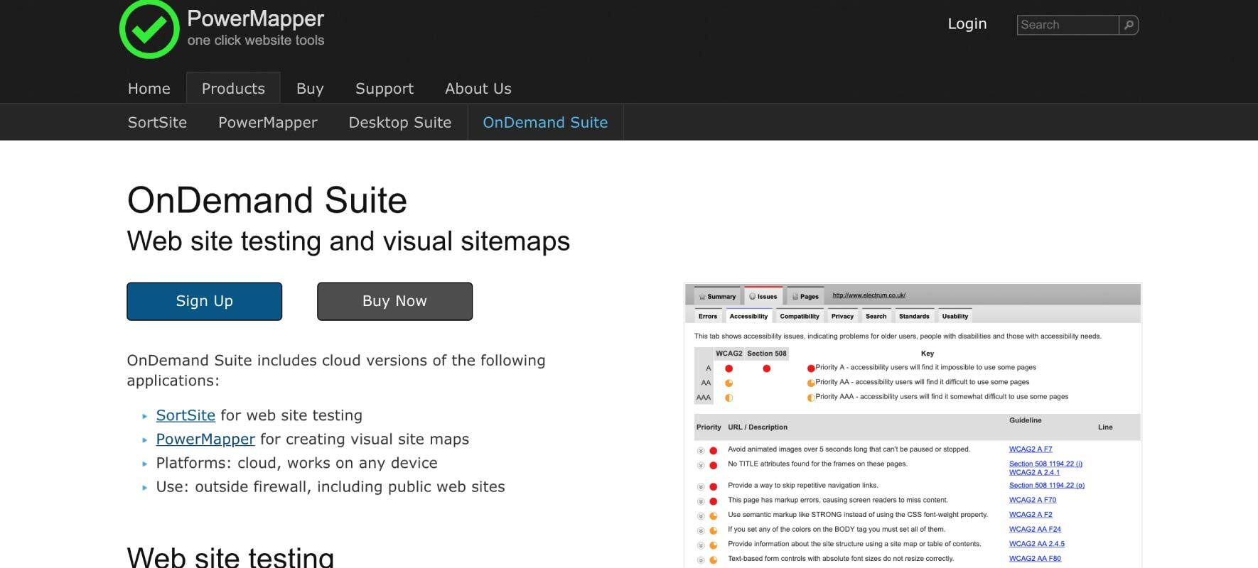 Best Sitemap Generator Tools PowerMapper