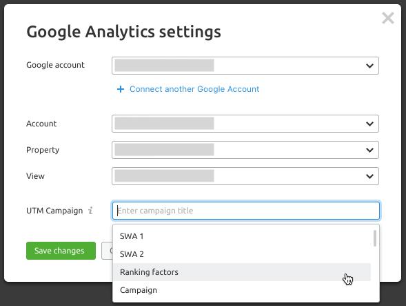 Collega Google Analytics per analizzare le performance delle tue campagne