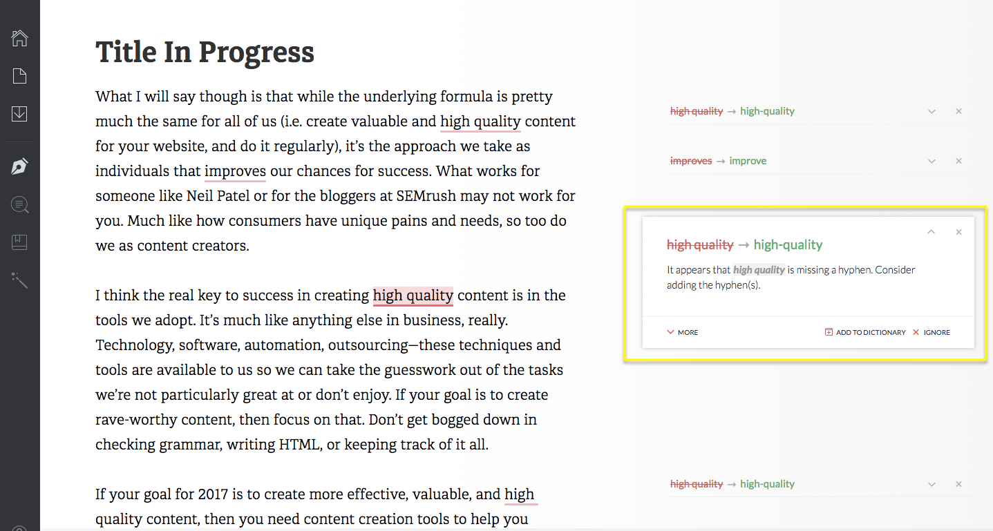 16 Tools to Take the Guesswork Out of Creating High-Quality Content. Image 6