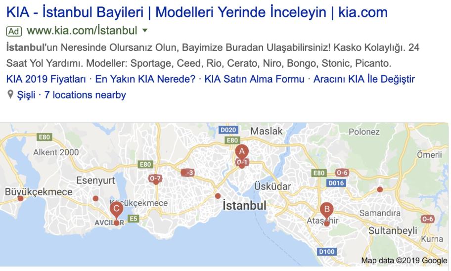 Google Maps: Erfolg mit lokaler Kampagne