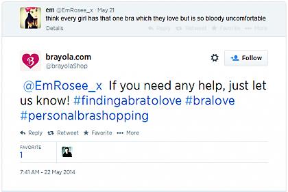 Brayola on Twitter
