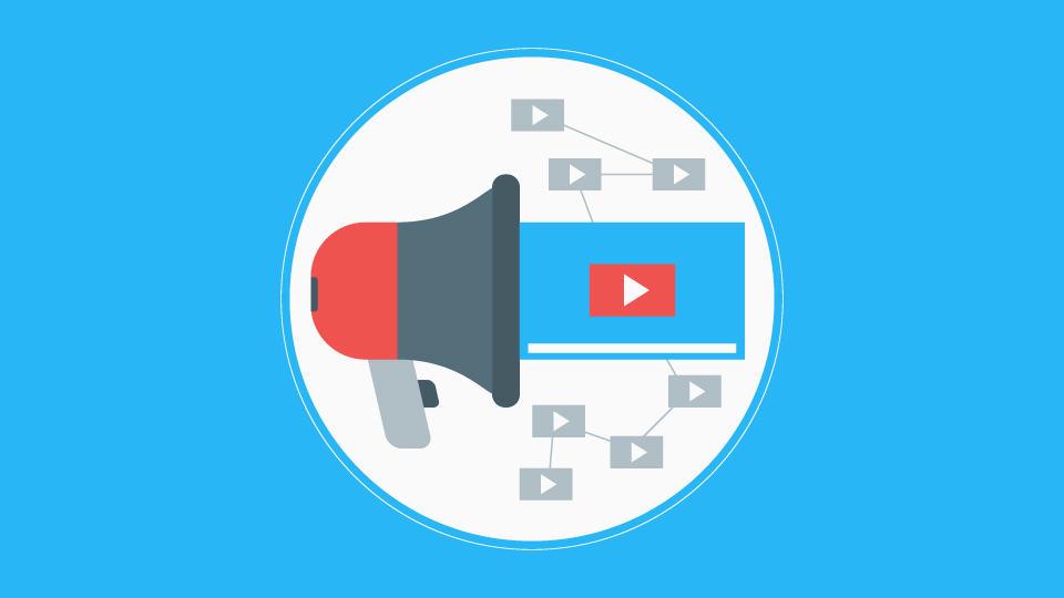 promuovere un video