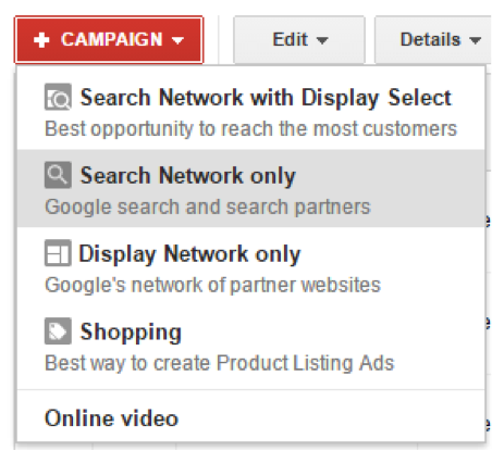 Set up a call-only campaign in Google AdWords