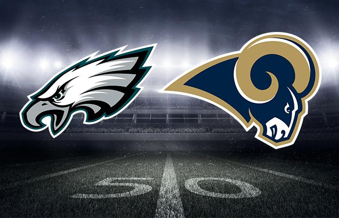 Rams vs Eagles Live Stream