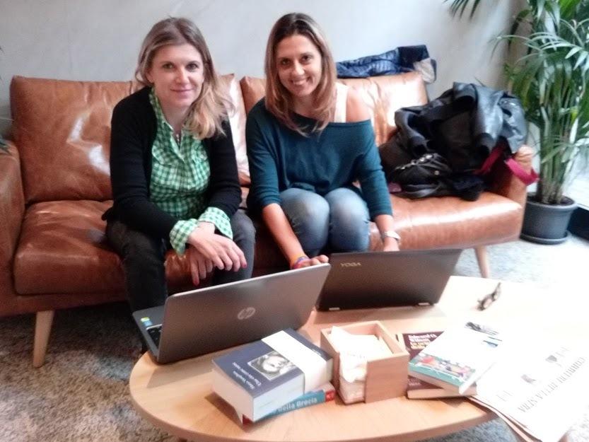 Alessandra Boiardi e Cristina Maccarrone