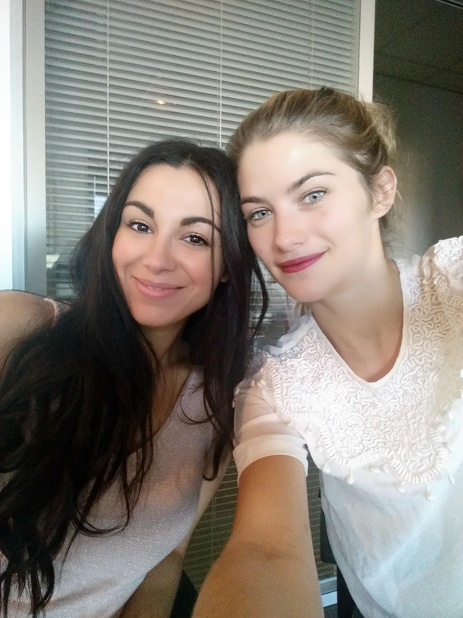 Julie et Florence